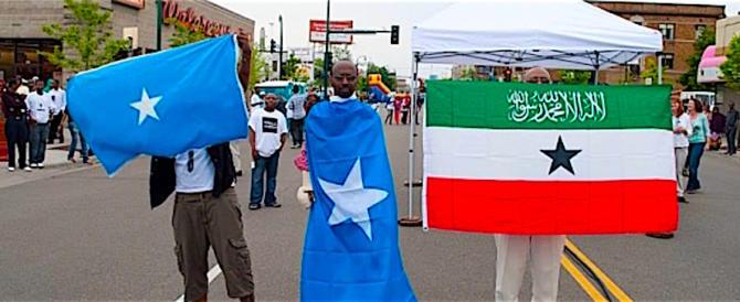 Somaliland, corteo per la Festa della Donna: ma sono tutti uomini…. (video)