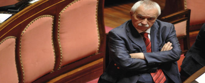 """Sposetti, ex tesoriere Ds, senza freni: """"Renzi indegno, un delinquente seriale"""""""