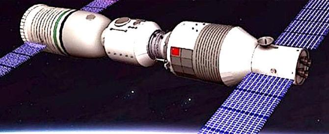Come in un film: la stazione spaziale cinese il 10 aprile cade sulla Terra
