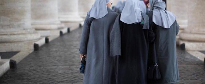 L'Osservatore Romano denuncia: suore trattate come sguattere dai cardinali