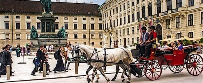 """""""Vienna felix"""" è la città dove si vive meglio. Milano è solo al 42° posto"""