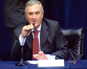 Il presidente dell'Ordine dei biologi, Vincenzo D'Anna