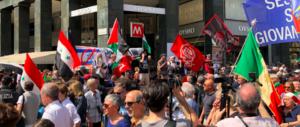 25 aprile: a Milano contestati gli ex deportati dei lager (video)