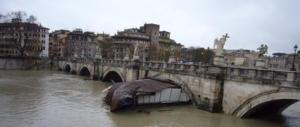 383 frane, 90 voragini l'anno, zone a rischio alluvioni: le cifre del disastro Roma