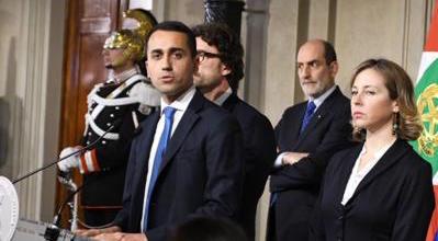 Di Maio prova ancora a dividere il centrodestra: «Sinergia con Lega»