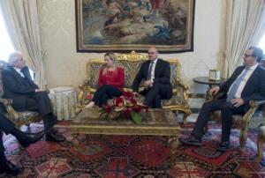 La delegazione di Fdi ricevuta da Mattarella