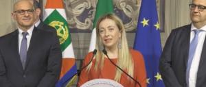 """FdI: """"No a governicchi. Abbiamo presentato proposta per premio di maggioranza"""" (video)"""