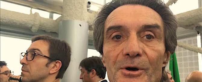 """Veloce e innovativa"": così Fontana immagina la ""sua"" Lombardia"