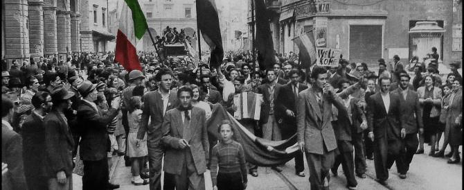 """Chi teme il 25 aprile fascioleghista e chi dice """"festa da superare"""""""