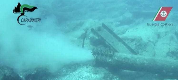 Lampedusa, lo scarico a mare del vecchio depuratore ha inquinato Lampedusa