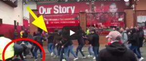 """Scontri a Liverpool, arrestati 2 tifosi romanisti: l'accusa è """"tentato omicidio"""" (Video)"""