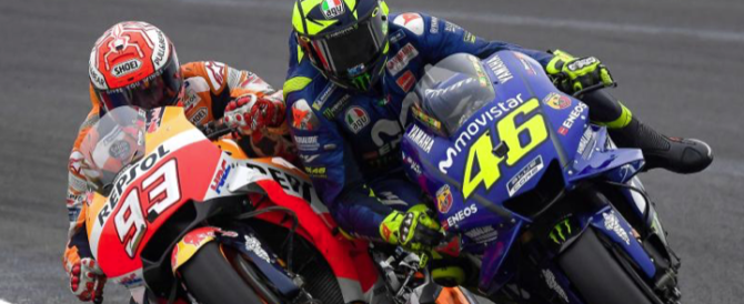 MotoGp, ira da tutto il mondo sui Social contro il pilota Marquez: killer (video)