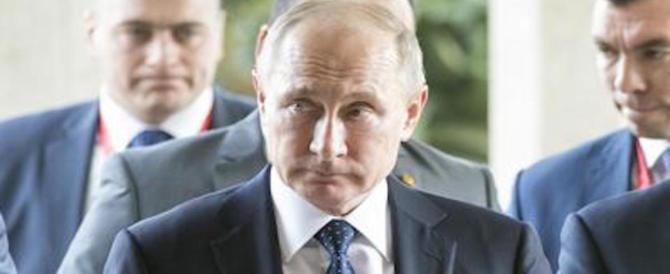 Putin furioso: il raid in Siria? «Un atto di aggressione contro una nazione sovrana»