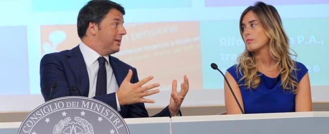 L'ex renziana: «La gente ci odia, Renzi e Boschi hanno pensato solo a Banca Etruria»