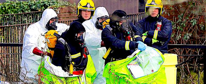 Skripal, Londra ammette: nessuna prova che il nervino arrivi dalla Russia