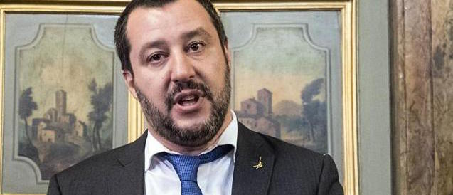 Salvini: «Se il Pd torna al governo, la gente poi straccia la scheda elettorale»