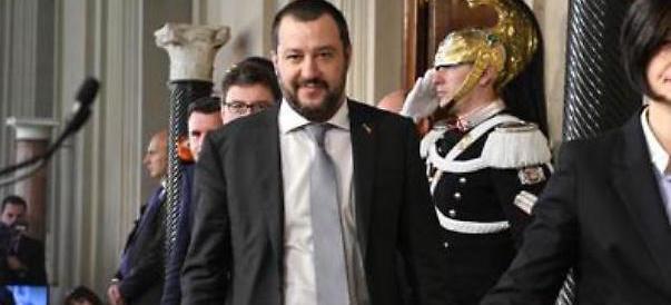 Salvini a Berlusconi e Meloni: «Andiamo insieme al Quirinale»