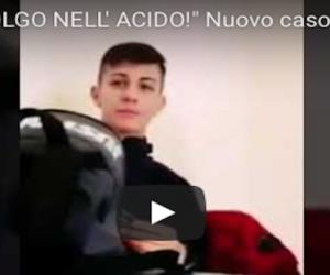 «Te faccio scioglie in mezzo all'acido professò»: l'ultimo bullo in azione a Velletri (VIDEO)