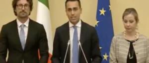 L'offerta di Di Maio al Pd: togliamo le tv e i giornali a Berlusconi (video)