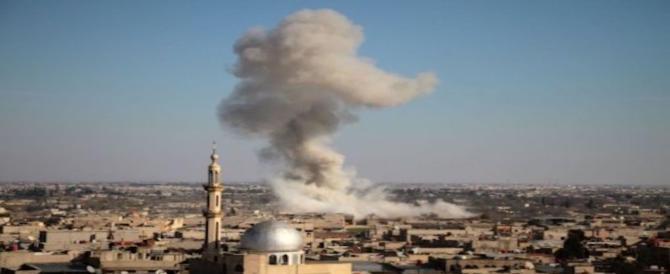 Siria: l'Italia non assecondi bugie e follie di americani, inglesi e francesi