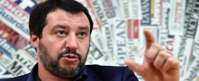 Raid in Siria, Salvini: «Pazzesco, fermatevi. L'Italia non sia complice»