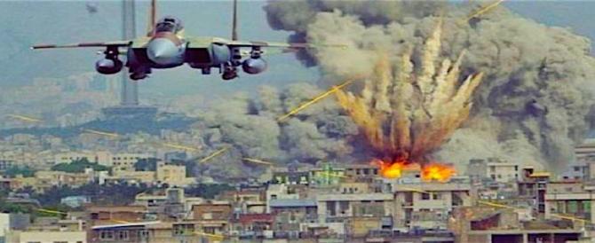 Siria, salgono i dubbi sulla legittimità dei raid. Ma la Ue li sostiene…