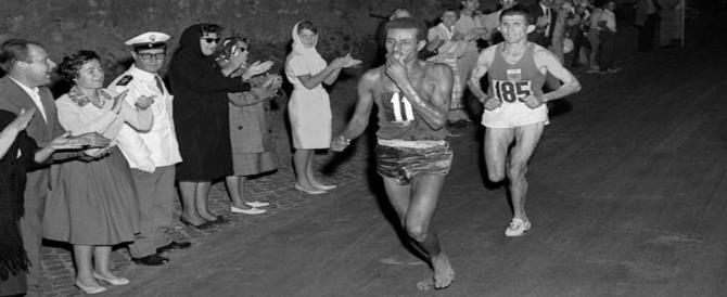 """Gaffe del Campidoglio: """"Alla maratona ci sarà Abebe Bikila"""". Ma è morto nel '73"""