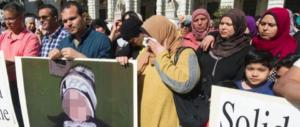 "Arabi in piazza a Torino: ""Non date i nostri figli in affido ai cristiani"""