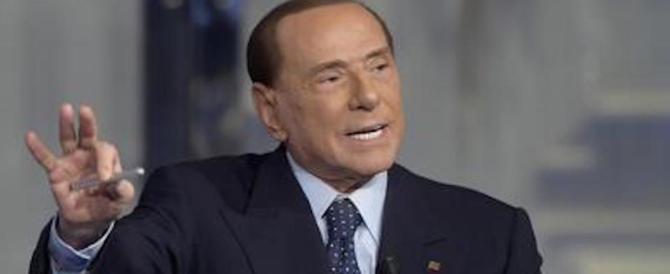 Berlusconi: «I cinquestelle non sono credibili, il governo spetta a noi»