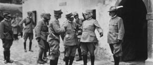 Disfatta di Caporetto: a Vicenza processo al generale Cadorna