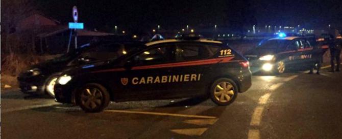 Spara ai carabinieri sull'autostrada per farsi uccidere: fermato bielorusso