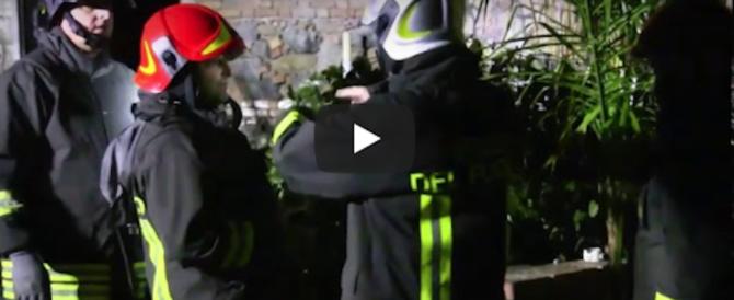 Catanzaro, due morti nell'incendio doloso di un pub: «Forse sono gli autori» (video)