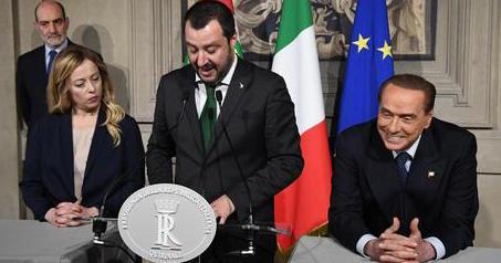 Salvini: «Il centrodestra è pronto a governare. No ai veti»