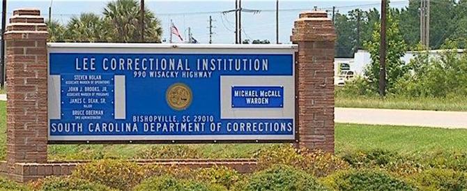 Usa, violenti scontri in un carcere della Sud Carolina: sette detenuti uccisi