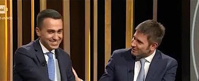 """Ignobile invettiva di Di Battista contro Berlusconi: """"È il male assoluto"""""""