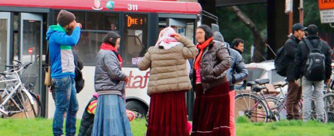 Suocera e nuora rom, intesa in nome del furto: beccate a rubare al centro commerciale