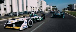 Tutti pazzi per la Formula E a Roma: l'idea fu della giunta Alemanno (video)