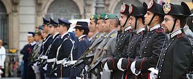 Gasparri: ennesima beffa del Pd gli aumenti per le forze dell'ordine