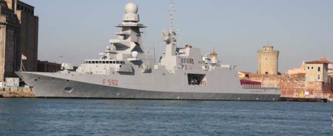 Marina Militare: la Fregata Margottini al comando dell'operazione Atalanta