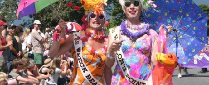 Sindaco nega il patrocino al gay pride di Novara: «È una pagliacciata»