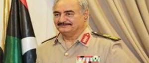 Libia, Moavero ha incontrato Haftar: Italia pronta a scaricare Serraj?