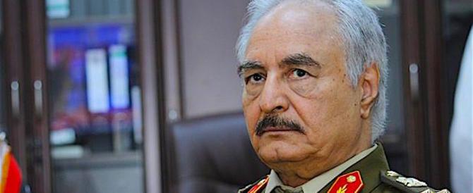 Sarebbe morto il generale Haftar, uomo forte della Libia amico di Putin
