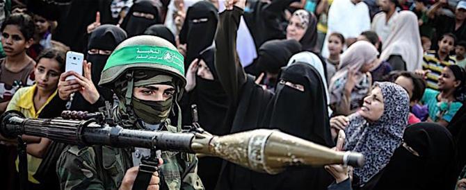 Israele, Hamas scatena scontri al confine con la Striscia di Gaza