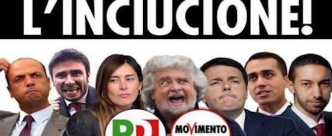 Il Pd avverte Di Maio: «Se continui a parlare con Salvini ti togliamo il saluto»