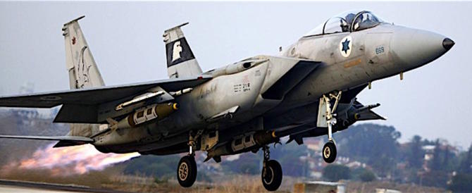 Israele bombarda base siriana. Ma gli Usa negano ogni coinvolgimento