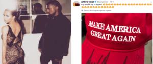 "Kanye West rivela: «Amo Trump». E Kim Kardashian lo ""scarica"""