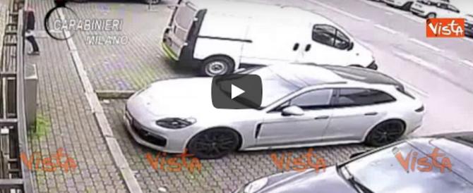 Rubava dai camion pronti a partire: sgominata la banda degli spedizionieri (video)