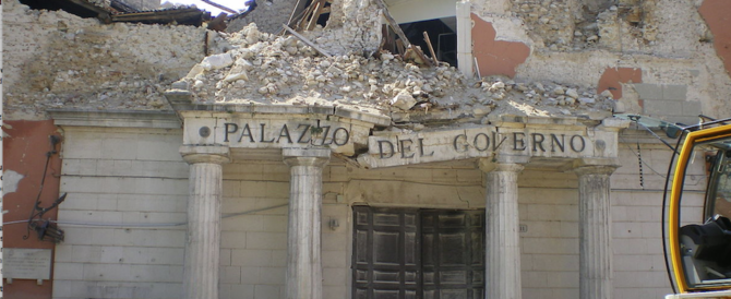 L'Aquila, 9 anni dopo: la Ue chiede le tasse arretrate ai terremotati