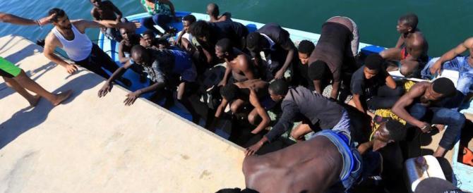 Richiedente asilo devasta il centro accoglienza: era un guerrigliero libico