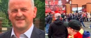 Tifoso del Liverpool in coma. La Roma rischia pesanti sanzioni (video)